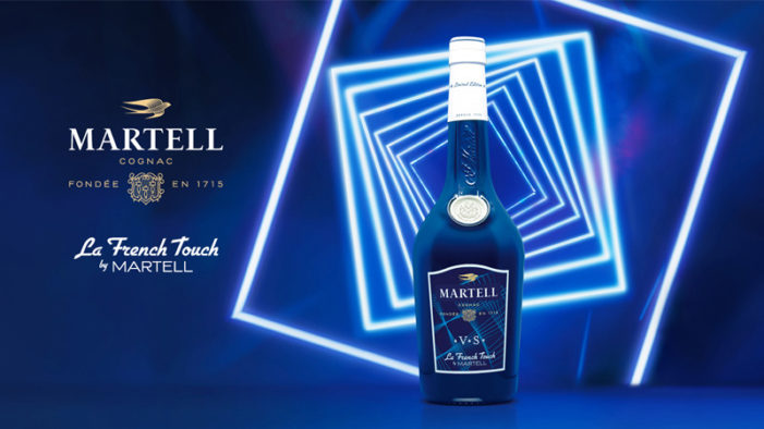 """Martell Unveils Limited Edition """"La French Touch"""" by Etienne de Crecy"""