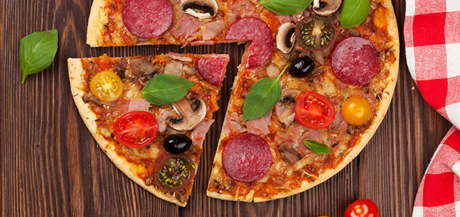 Gluten-Free Pizza Launches Soar 58% Globally Between 2012 & 2015