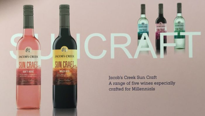 Pernod Ricard to Show Wine isn't 'Fussy' with 'Simple' Jacob's Creek Brand