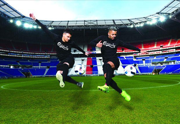 Carlsberg & F2 Freestylers Recreate the Best UEFA EURO Goals in New Push