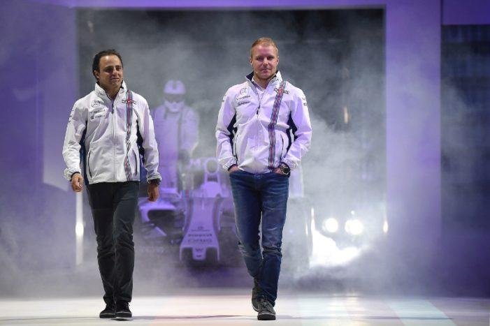 Martini Kicks-off the 2016 Formula One Season with Massa & Bottas