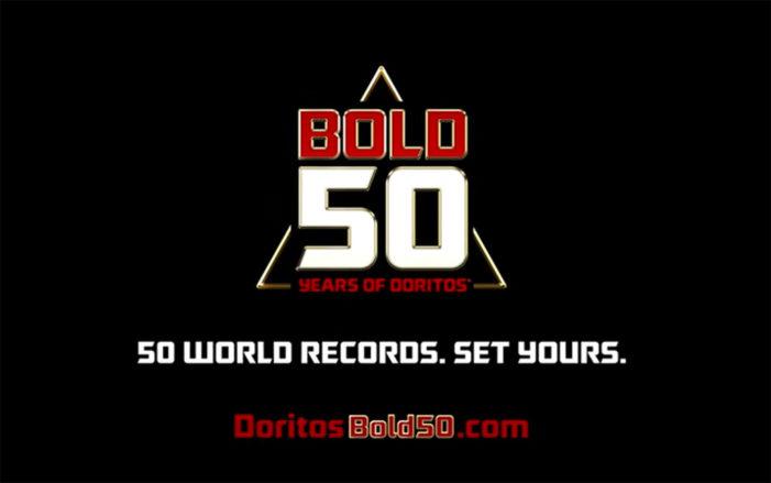 Doritos Brand Kicks Off New Record-Setting Campaign