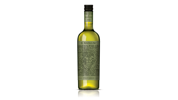 Biles Inc. Designs Wine Label For Boutinot's Pinot Grigio From Italy