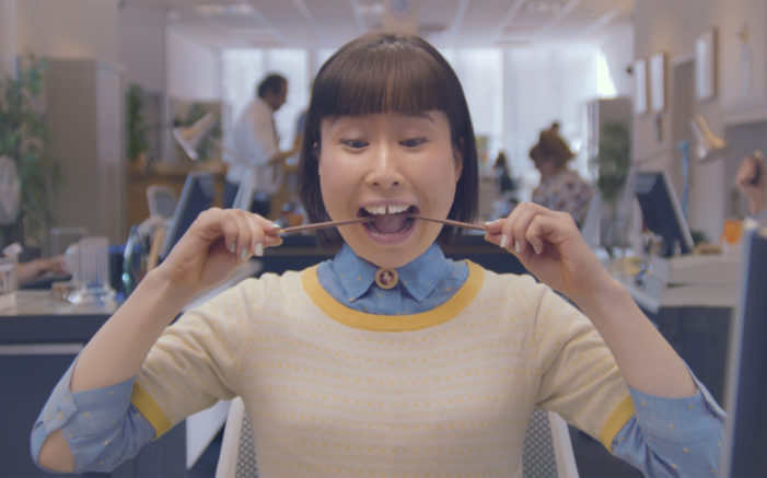 Mondelēz's Biscuit Brand Mikado Launches First Ad in Four Years