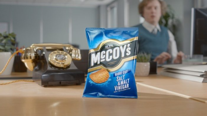 Flavour is Calling in New McCoy's Spot from WCRS
