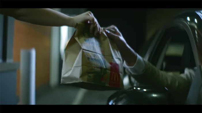 McDonald's Wants to Remind People it's Open 24-hours in Latest Spot