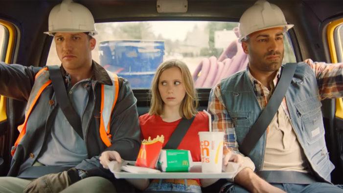 BETC Paris Launches Latest Spot for McDonald's McFirst Menu