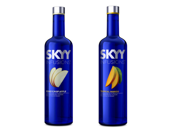 """SKYY Vodka Introduce Two New """"True-To-Fruit"""" Flavours"""