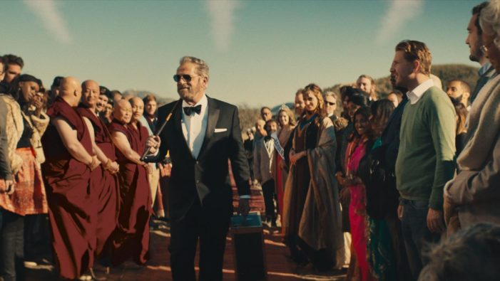 Havas Worldwide Sends Most Interesting Man in the World to Mars