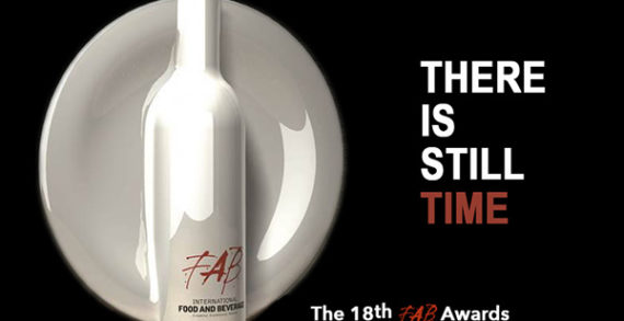 There is still time! The 18th FAB Awards Extends its Entry Deadline