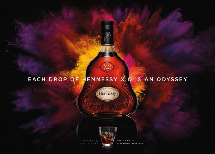 Hennessy Aim to Alter UK Perceptions of Cognac with Sensory Experience