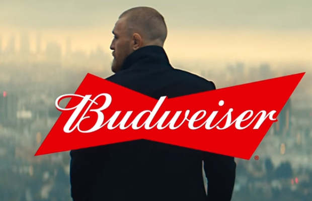 UFC Star Conor McGregor's Budweiser Ad Banned by RTE in Ireland