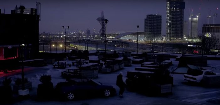 Time Out Releases Drone Footage of London in Nescafe Tie-up
