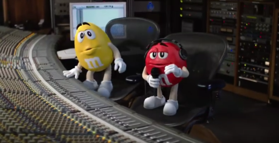 Look Back on 75 Years of M&M's Ads with BBDO NY's Candyman Remix