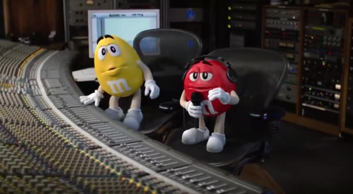 Look Back on 75 Years of M&M's Ads with BBDO NY's Candyman Remix