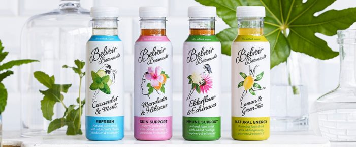 Belvoir Fruit Farms Launches New Range of Functional Botanical Drinks