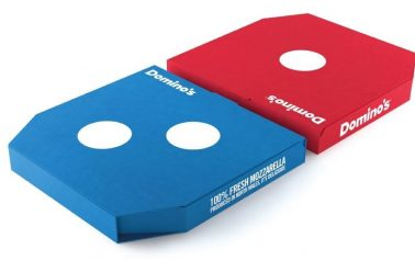 Domino's Unveils 'More Shareable' Packaging Design by JKR