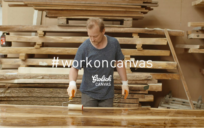 Nation Amplifies Grolsch's Canvas Platform for Partnership with Denham