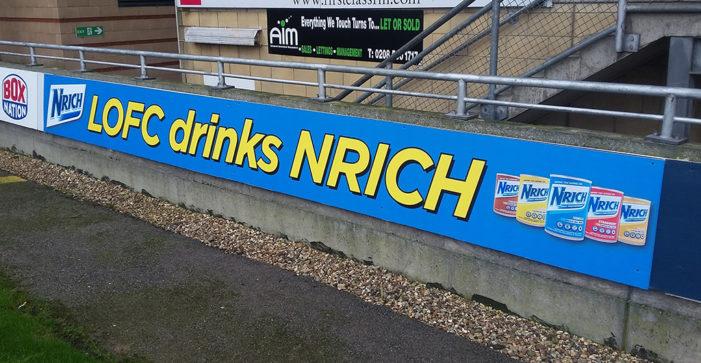 NRICH Kicks it with Leyton Orient Football Club