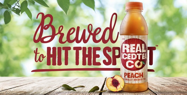 Real Iced Tea Co 'Hits the Spot' in Refreshing New Push by BWM Dentsu