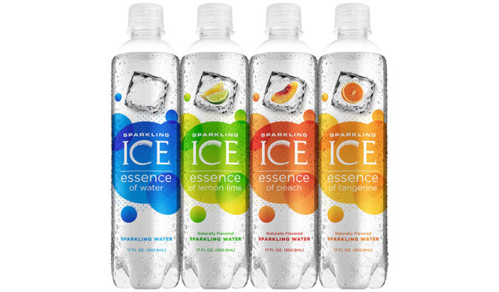 Sparkling Ice Debuts Essence of Sparkling Water Collection