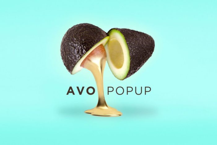 Whirlpool Behind Achingly Hipster Avocado Pop-up