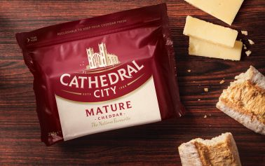 BrandOpus Designs Category Leading Identity For Cathedral City