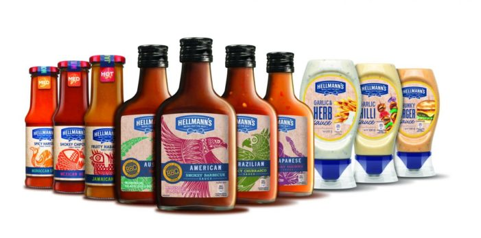 Hellman's £10m Summer Campaign to Push New Premium Sauces