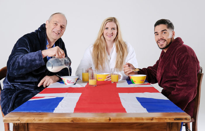 Taylor Herring Hired By Kellogg's UK For Their Olympic Campaign