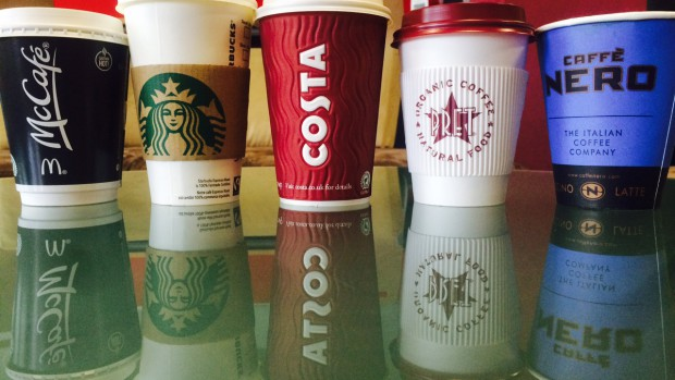 On a High: Coffee Shop Sales to Top £3 billion in 2016