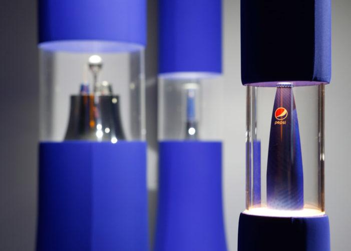 Pepsi Debuts Premium 'Prestige Bottles' & Drinking Accessories
