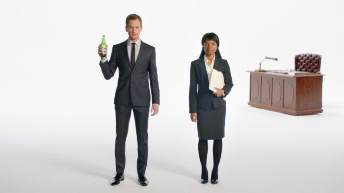 "NPH Returns to Heineken Light's ""Best Tasting Light Beer"" Campaign"