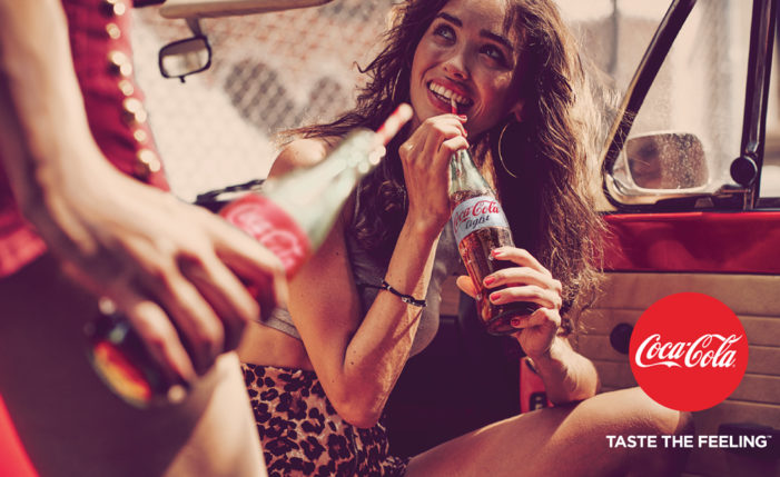 Coca-Cola: 'We're Not the Cause of the Obesity Crisis, we're the Solution'