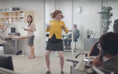 Grey London Throws Out GIF-tastic Moves for New Go Ahead! Campaign