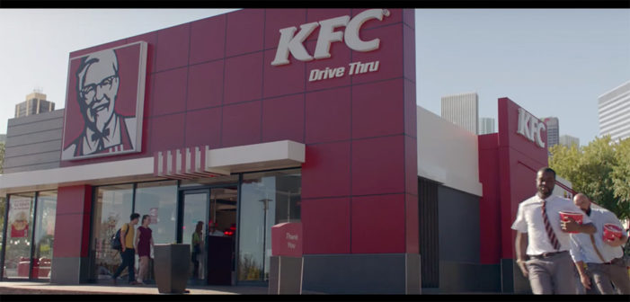BBH London Rolls Into the Weekend with Feel-good Campaign for KFC