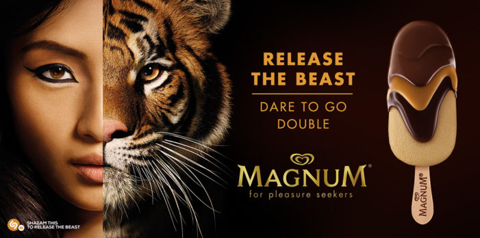 Magnum Taps Shazam's Technology for its New Global Campaign