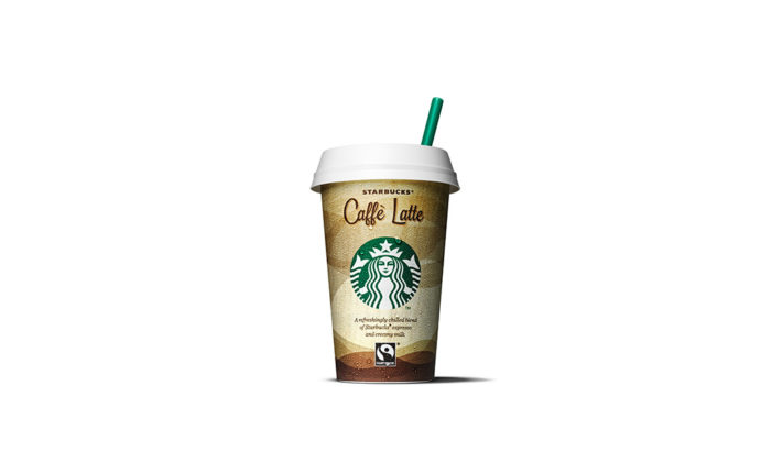 Space Win Arla & Starbucks' Dairy Ready to Drink UK Business