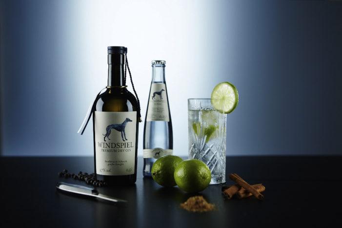 Award-Winning Windspiel Gin from Germany Arrives in the UK