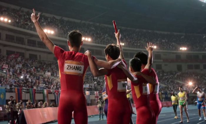 Olympic Athletes Go for Gold in Inspiring New Coca-Cola Film