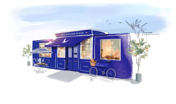 Grey Goose Vodka Brings a Taste of the French Riviera to the USA