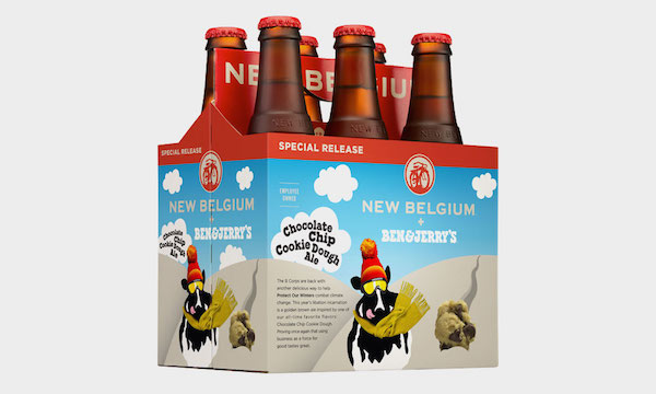Ben & Jerry's To Release Chocolate Chip Cookie Dough Beer