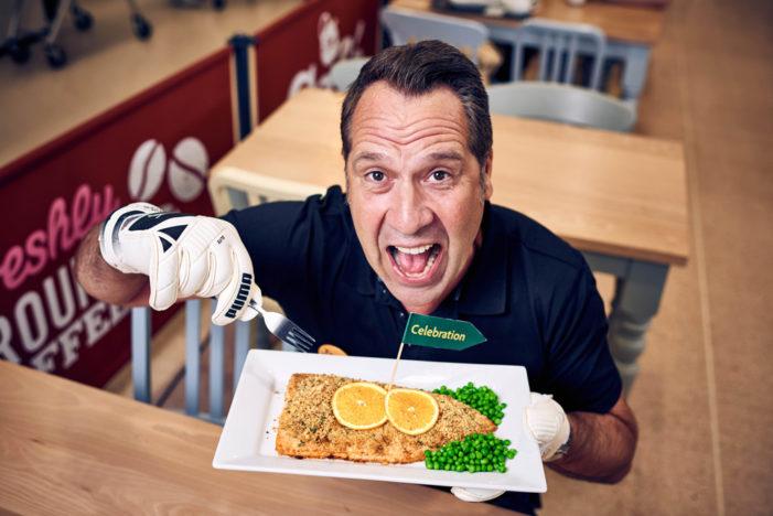 Morrisons Match Food to Football Fan Emotions