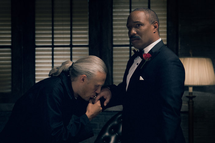 Carling Team Paul Ince & Jimmy Bullard for Godfather Spoof in New Ad