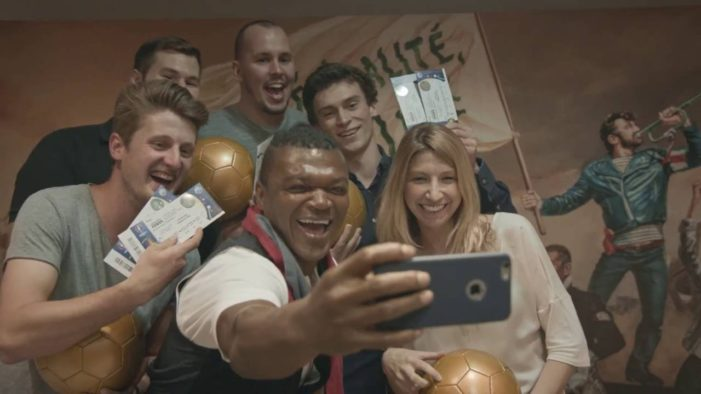 Marcel Desailly Rewards Probably the Most Dedicated Football Fans