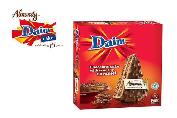 It's Daim Time! Almondy Celebrates 15 Year Milestone