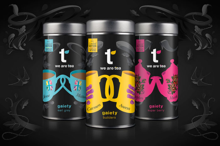 Coley Porter Bell Celebrates London Pride with a Cup of Tea
