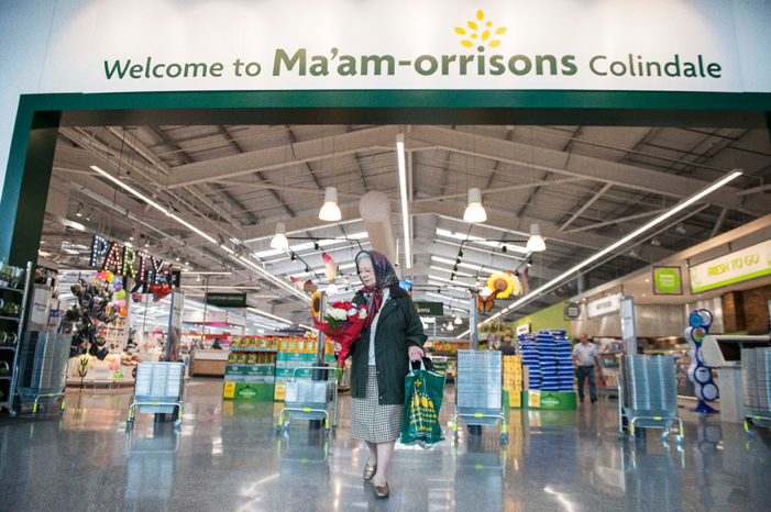Let Them Eat Lunch! Morrisons Serves the Patron's Lunch in the UK
