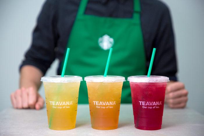 Starbucks & Anheuser-Busch to Launch Teavana RTD Tea in US