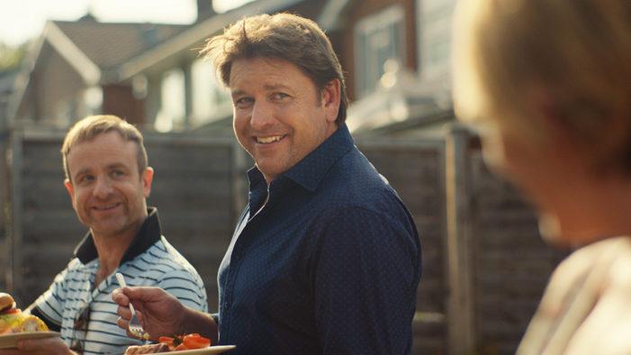Asda Launches First Taste of James Martin Partnership