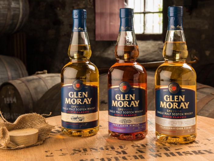 Glen Moray Brings Back Chardonnay with a New Single Malt